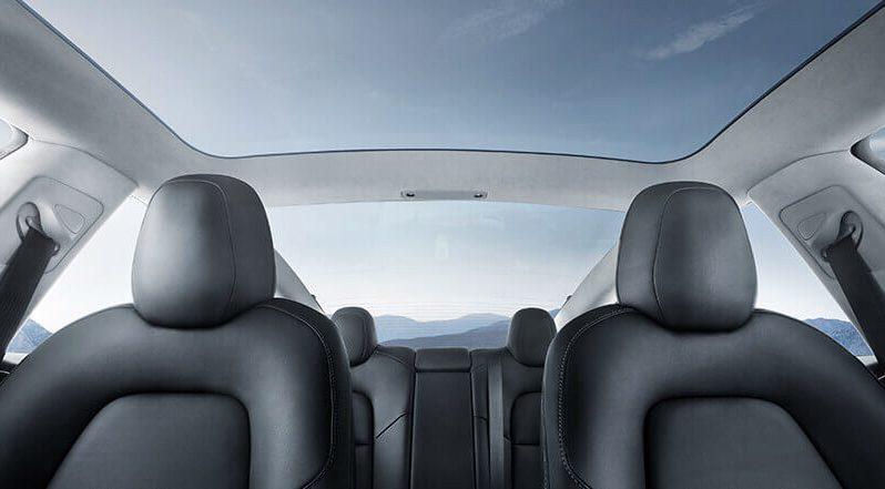 TESLA MODEL 3 75 kWh Long Range Dual Motor AWD Sedan 4-door pieno