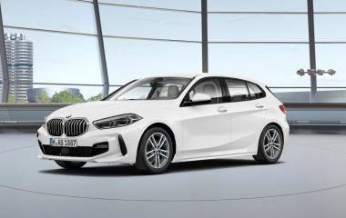 BMW SERIE 1 116i MSport Exterior Hatchback 5-door (Euro 6D)